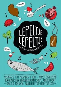food festival Lepeltje Lepeltje